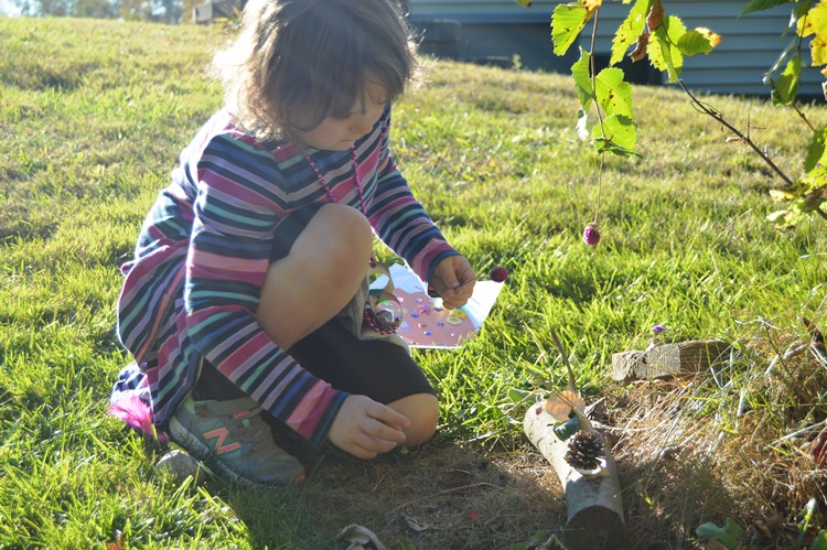 Enrichment Program: Fairy Houses